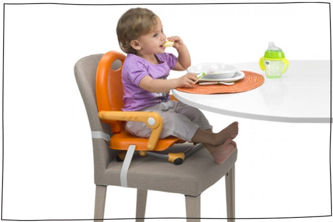Booster Seat Roundup 6 Toddler Friendly Dining Chair Solutions