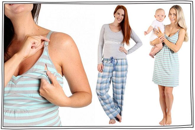 Mama y Bebe Maternity Sleepwear