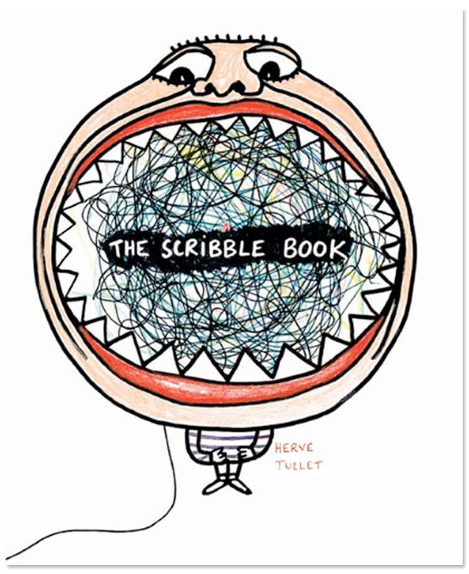 Cool doodle books for kids