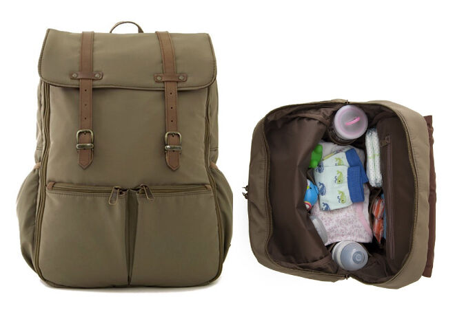 Nappy bags for dapper dads Carryall