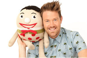 Eddie is perfect on Play School