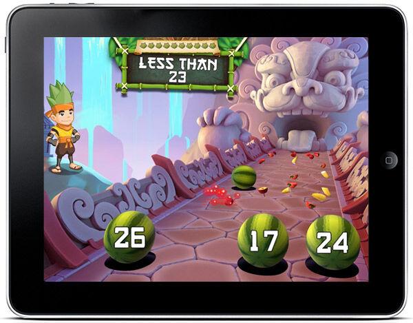 Fruit Ninja meets educational app in Fruit Ninja Academy!