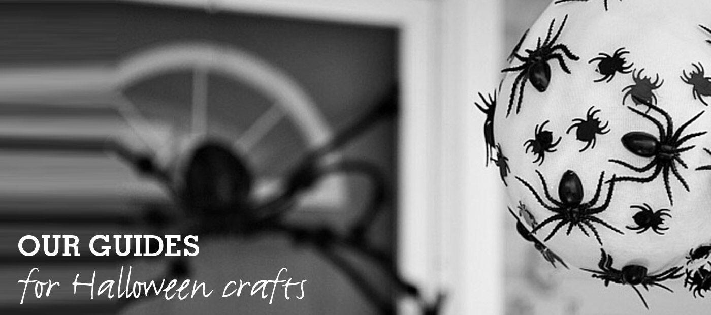 Halloween arts and craft ideas