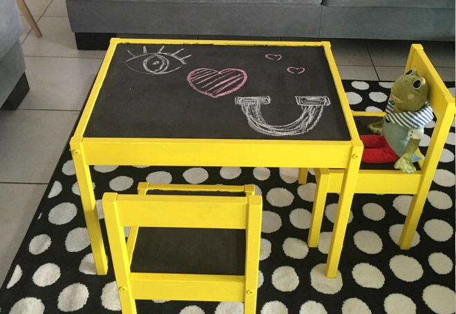 Ikea-Latt-Hacks-Chalkboard-Yellow