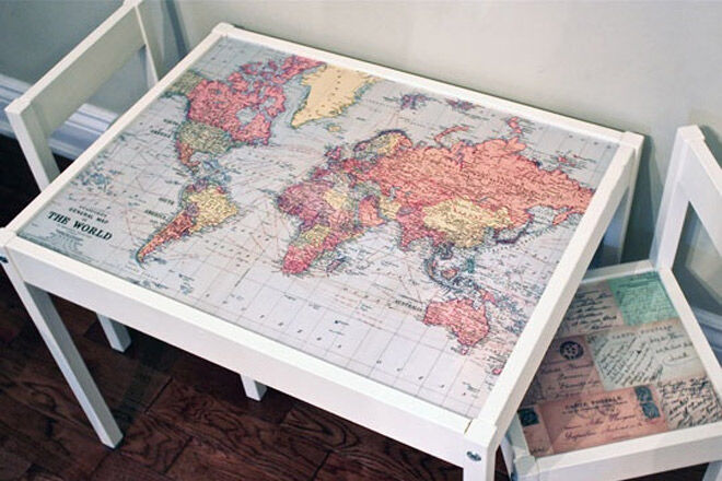 Ikea Latt Hack Map