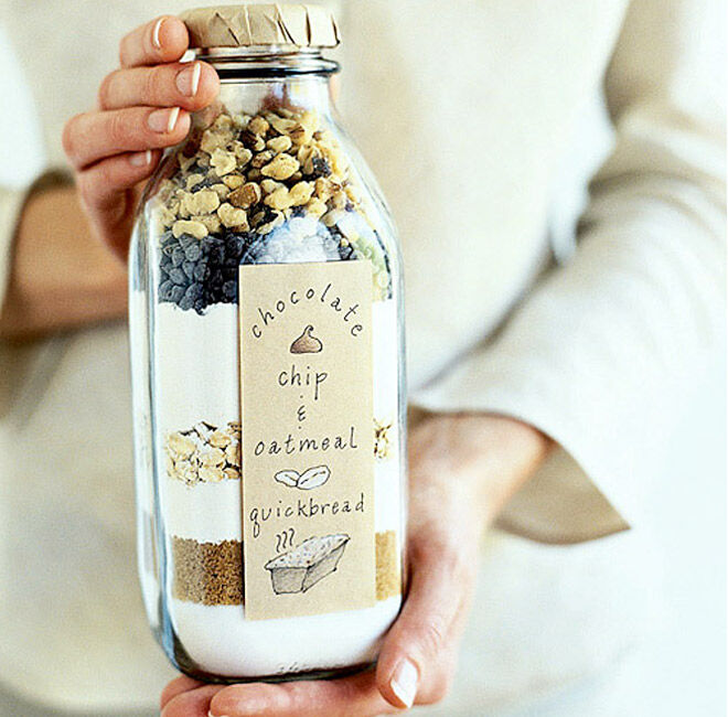 Make baking bread super easy with this bread in a bottle. A great gift for mums and grandmas