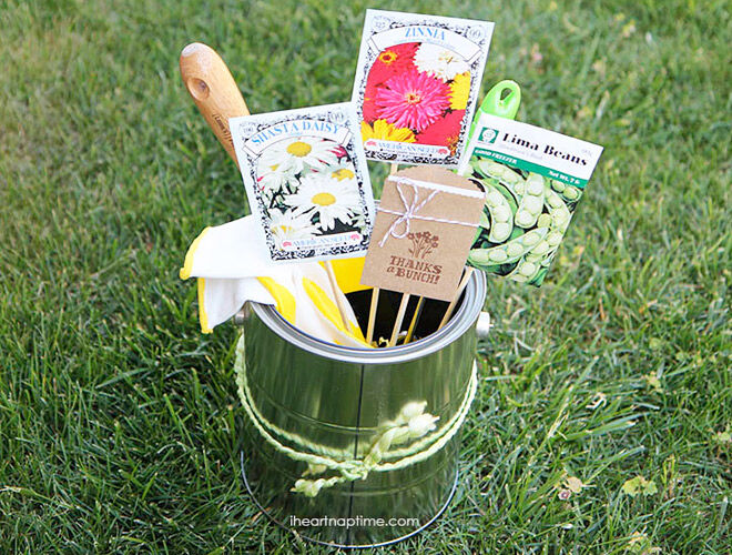 Put together a gardening essentials kit for mum this Mother's Day