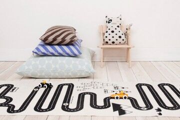 OyOy adventure rug kids Danish design