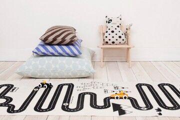 OyOy adventure rug kids Danish design