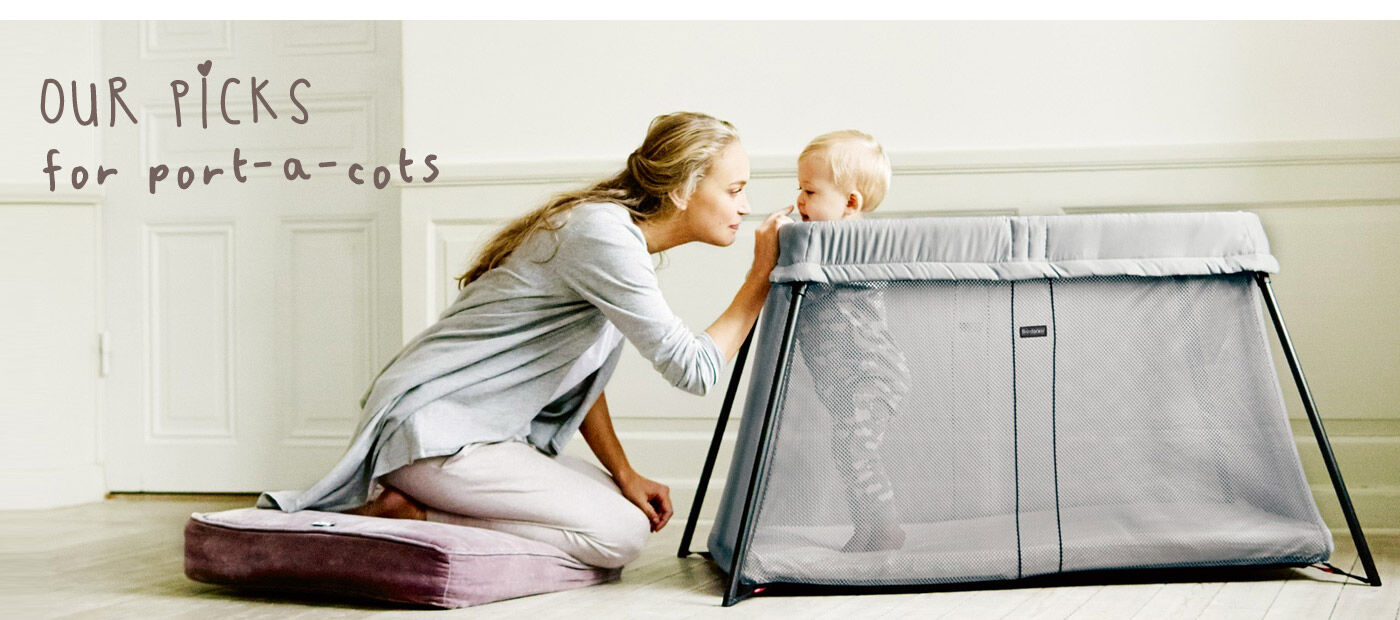 Our picks for buying a port-a-cot