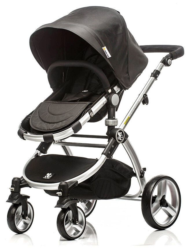 Babybee Comet 2 In 1 Bassinet Amp Stroller Set