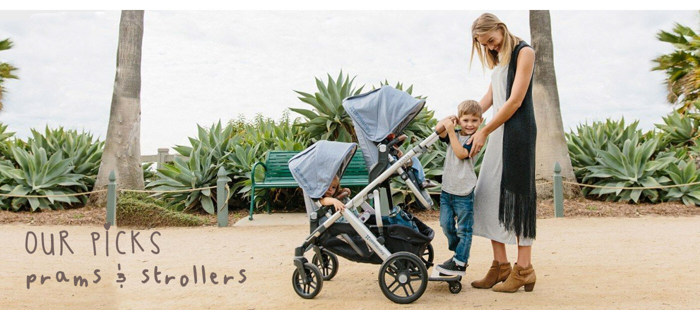 Our picks for buying a pram or stroller