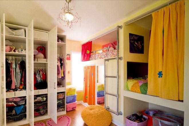 Bunks U0026 Curtains