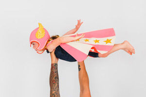 Superhero finds for girls