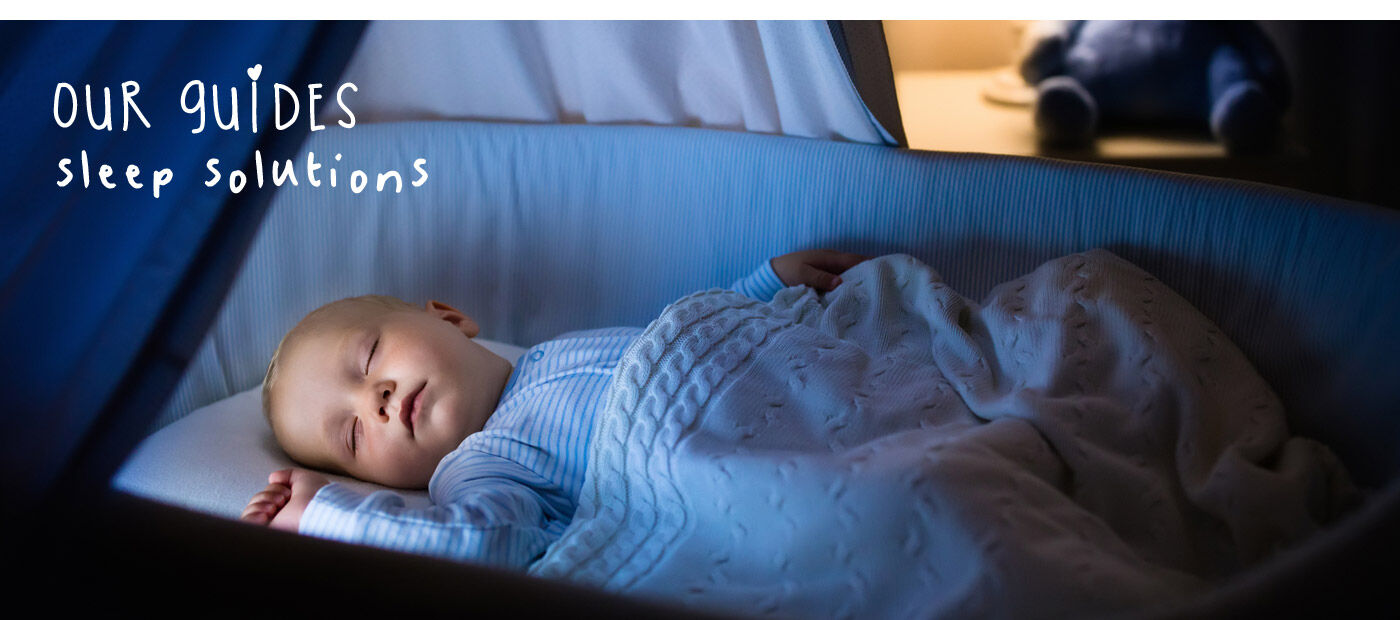 Sleep Solution guides for baby and kids