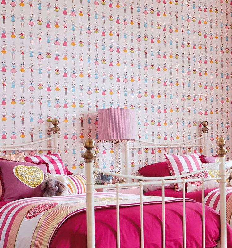 Wallpaper For A Girls Room