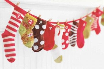 creative advent calendar ideas