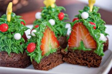 cool and creative christmas food ideas