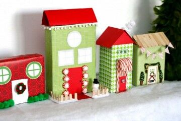 easy kids christmas crafts