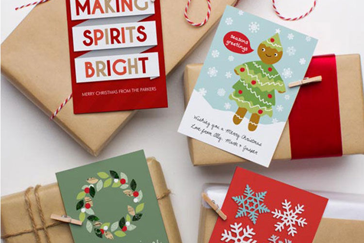 label yourself a personalised little christmas