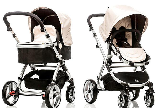 Win a Babybee 2 in 1 stroller