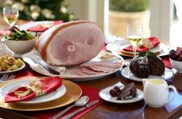stress free christmas meal