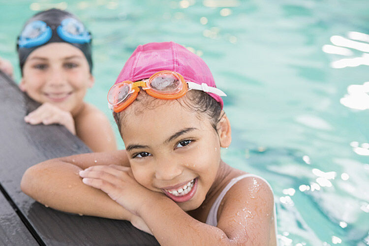 What to pack for swimming lessons
