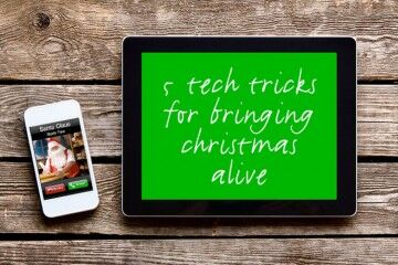 tech tricks for christmas