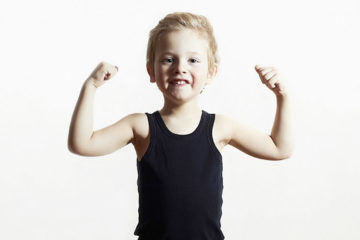 Boosting iron in kids