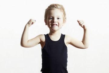 Boosting iron in kids