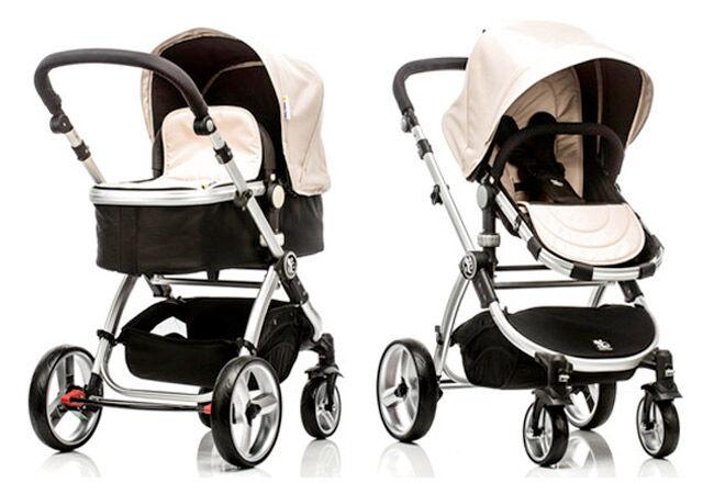 2 in 1 Bassinet & Stroller from BabyBee Prams