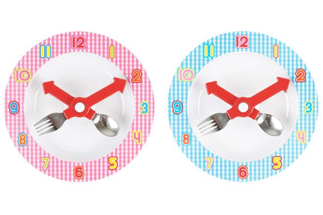 Fun kids dinnerware from Little Styles