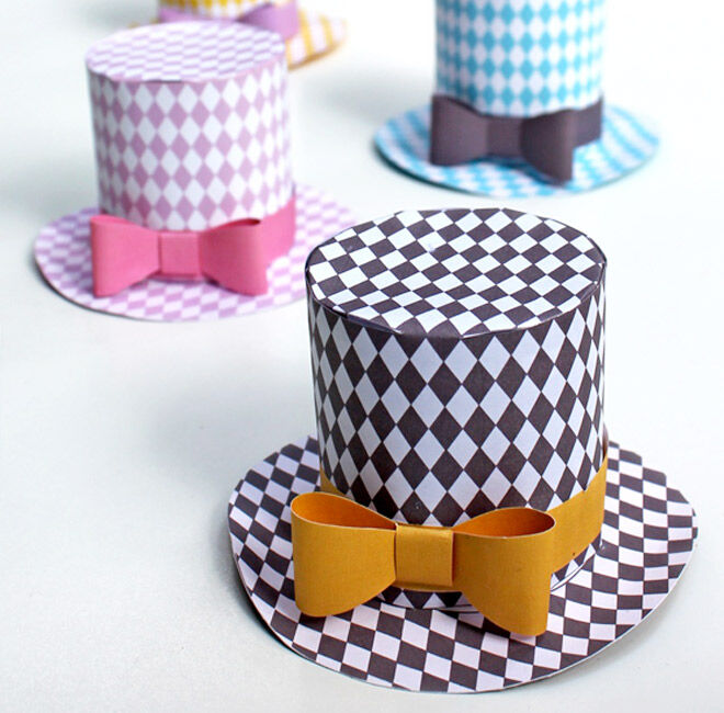how to make birthday hats at home
