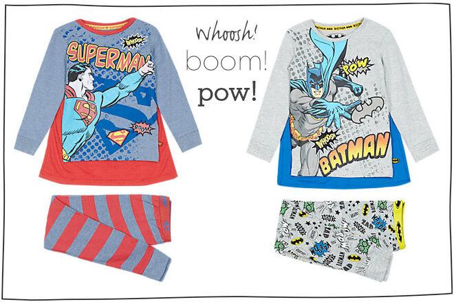 Superhero Pyjamas