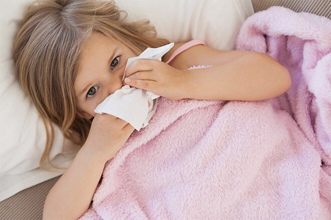 Kids Colds