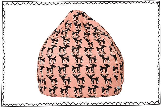 Ladedah Deer Bean Bag