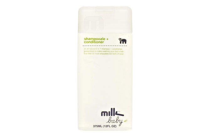 Shampoozle and Conditioner from Milk & Co