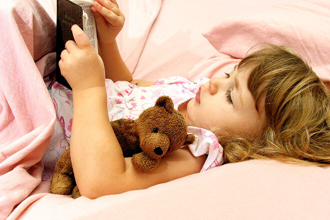 Top ten tips for a calm night time routine with your toddler