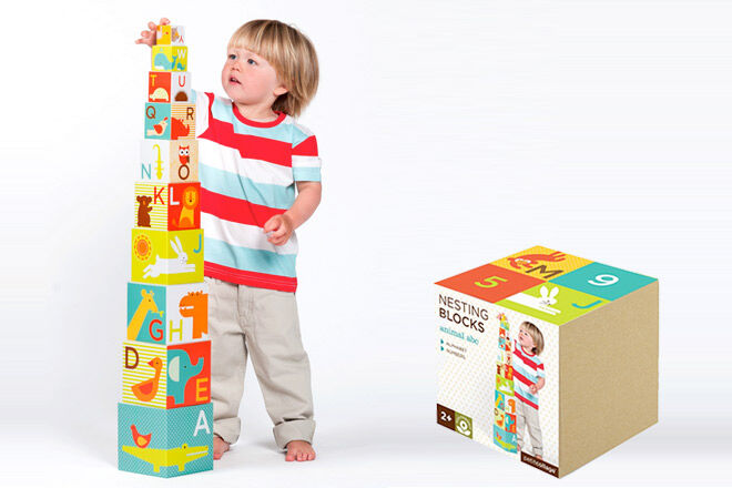 Stacking toys for kids