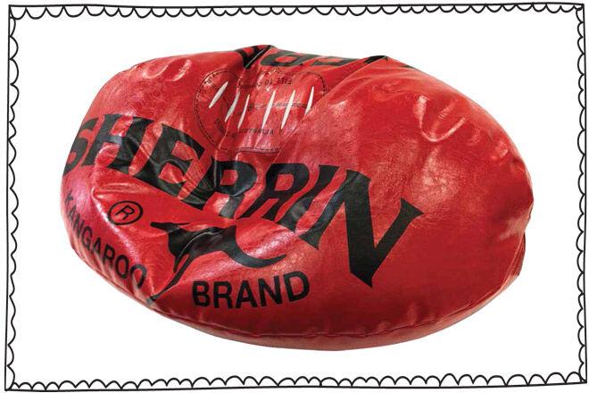 Sherrin bean bag
