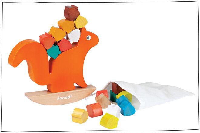 Squirrel toy