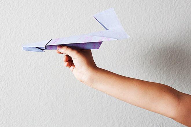 Paper Plane via All for the Boys