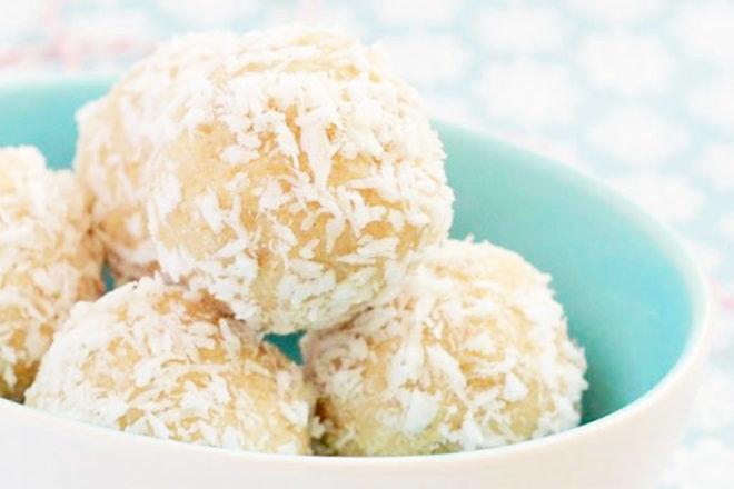 yummy bliss balls