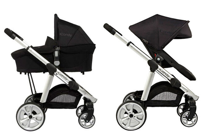 Pusher Power Top 2 In 1 Prams To Take To The Street