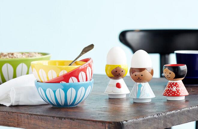 Lucie Kaas egg cups