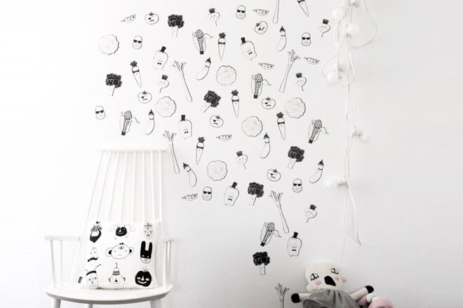 Sack Me Wall Stickers