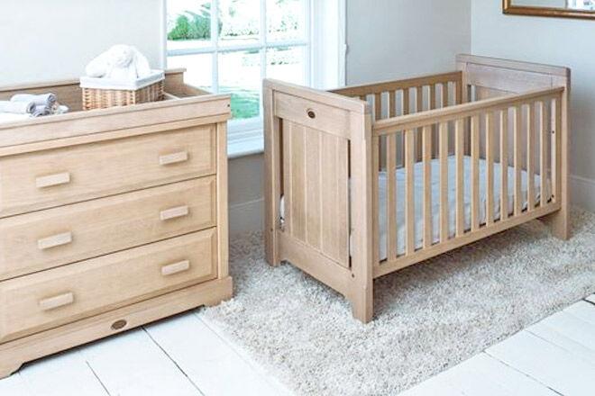 Boori Pioneer Cot Bed