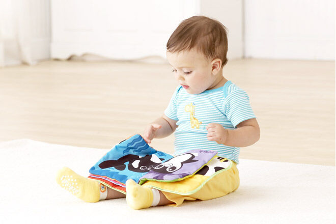 Top Ten Cloth and Rag Books for Babies and Toddlers