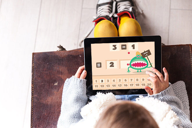 Top Ten Counting apps for kids