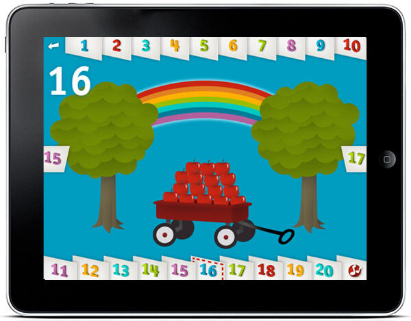 20 brilliant mini games to help children learn their 123's